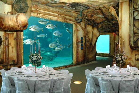 奢华何须低调?人生中必去的海底餐厅大盘点