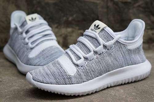 designer fashion cf409 d51c6 adidas Tubular Shadow Shoes Men's Cloud White/Grey$49.99- DealAm