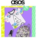 ASOS 25% OFF Power Print