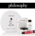 philosophy: Free 5pc. Gift  with $35 Order