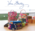 Vera Bradley: $25 OFF Any Purchase of $100 or More