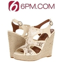 6pm: Up to 80% OFF Women's Sandals