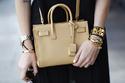 Saks: $75 OFF with Saint Laurent Handbags Purchase