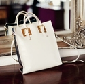 Saks: $75 OFF with Sophie Hulme Handbags Purchase
