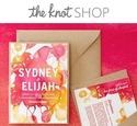 The Knot Wedding Shop: 热卖商品$10封顶