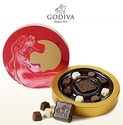 Godiva: Free Oolong Tea with Purchase of a Mid-Autumn Gift Box.
