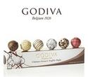 Godiva: 3 Truffle Flights for $40, or 2 for $28