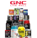 GNC: 精选热销保健品买1件第2件半价