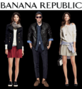 Banana Republic: 订单享40% OFF