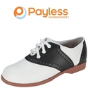 Payless Shoes: 清仓特卖高达70% OFF + 额外折扣20% OFF