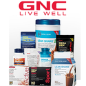 GNC: 15% OFF Almost Everything + $3.99 Shipping