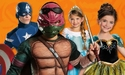 Groupon: $20 for $40 Halloween Costumes, Decorations, and Accessories