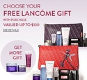 Nordstrom: Free 8pc Gift Set with $42.5 Lancome Purchase