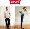 Levis: 20% OFF $125 or 40% OFF $250 Sitewide