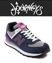Journeys: New Balance 574 Sneakers From $49.99