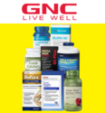 GNC: Buy Two Get Two Free Top Rated Items