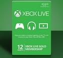 Xbox $60 Live 会员金卡一年