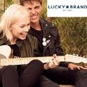 Lucky Brand: 全场商品可享 30% OFF + 免运费