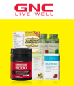 GNC: Select Wellness Items Only For $19.99