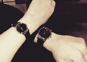 Movado Museum Couple Watch