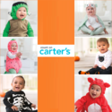 Carters: 70% OFF All Halloween and Thanksgiving Styles