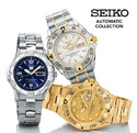Ashford:Seiko Watches Up to 74% OFF