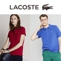 Lacoste: Buy Any Polo And Take 25% OFF Your Other Purchases