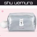 Shu Uemura: 任意订单满$50赠猫咪物语限定款化妆包