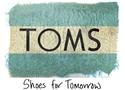 Toms: $5 OFF $25