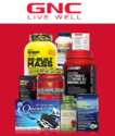 GNC: Up to 60% OFF On Top Sellers