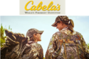 Cabelas: Free Shipping On $49+ Purchase