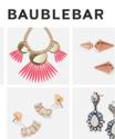 Bauble Bar: 时尚配饰$10起
