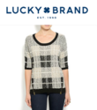 Lucky Brand: Up to 50% OFF Sale Items