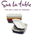 Sur La Table:  Oven-To-Table 瓷盘套装折扣高达60% OFF