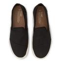 黑色男士镂空休闲鞋