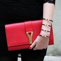 Neiman Marcus: 购买Saint Laurent手拿包立减$50