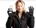 Agloves 触屏针织保暖手套