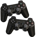 Sony PS3 Lot 2  Wireless Bluetooth Wireless Controller