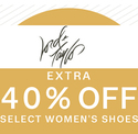 Fast&Fab!: Extra 40% off Women's Shoes