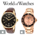 World of Watches: Swiss Legend 手表高达76% OFF + 免费$50苹果礼卡