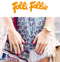 Folli Follie 时尚腕表30% OFF + 额外30% OFF