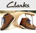 Clarks: 所有订单享20% OFF