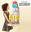 Kate Spade Saturday: Extra 25% OFF Sale Items