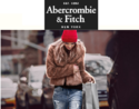 Abercrombie & Fitch: 50% OFF Entire Store