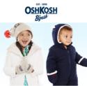 OshKosh Bgosh: 50% OFF Everything + Extra 25% OFF