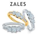 Zales: 全场额外10% OFF + 免运费