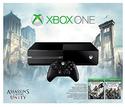Xbox One 500GB 游戏机+两款刺客信条游戏