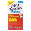 Little Remedies Infant Acetaminophen Fever/Pain Reliever