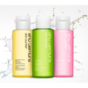 3 Free Deluxe Cleansing Oil Samples with $50 Orders