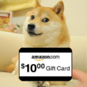 Free $10 Credit with $50 Amazon Gift Card Purchase